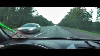 Понты ....это опасная игра для управления автомобилем.