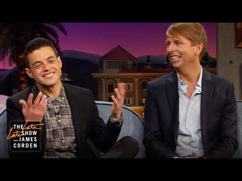 Rami Malek & Jack McBrayer Are Proud Evansville Alum