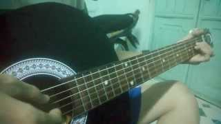 Anh ghét làm bạn em - Guitar beginner