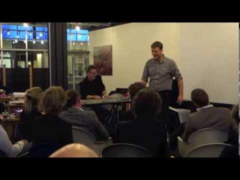 One Man Musical voor bedrijven - Impressie van 5 minuten - www.toadjust.nl