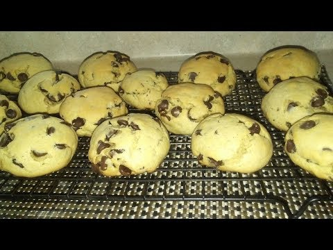 How To Make My Chocolate Chip Cookies Recipe Soft Chewy And Fluffy Step By Easy