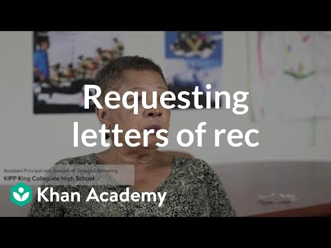 How to write a letter of recommendation for your teacher