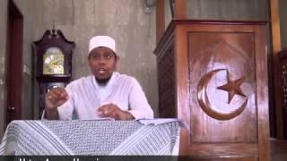 ustaz anwar hussain hukum menikahi wanita yang hamil daripada zina 20130830