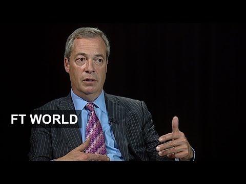 Nigel Farage on the EU referendum | FT World