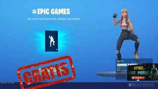 HOW I GOT THE DOMINE THE PONEI GRATIS!!!! HOW TO WIN? FORTNITE RARER DANCE!!