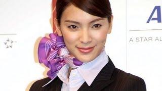 人気アイドルグループ「AKB48」からの卒業を発表した秋元才加さんが4月10日、東京都内で行われたANAとの共同プロジェクト発表会に出席。「デビューした時から独り立ち ...