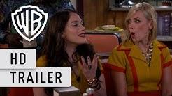 2 BROKE GIRLS Staffel 5 - Trailer Deutsch HD German (2016)