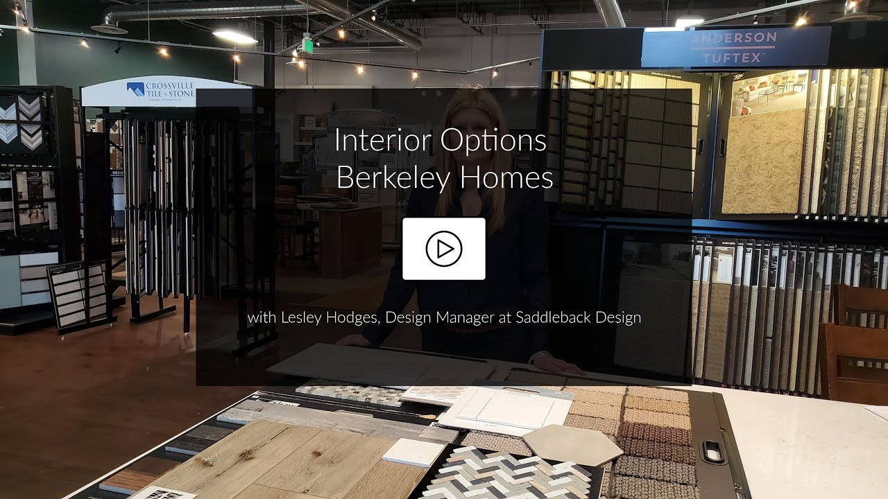 VIDEO | Tour of the Selection Process for Berkeley Homes