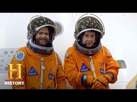 Ozzy & Jack's World Detour: 'Space Suit' | Sundays 10/9c | History