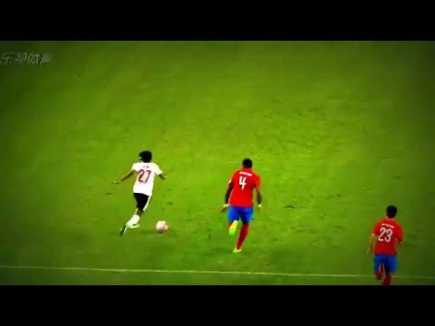 Gervinho Astonishing 65m Solo Goal In China