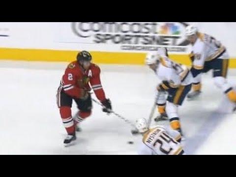 NHL Superstars Getting Dangled