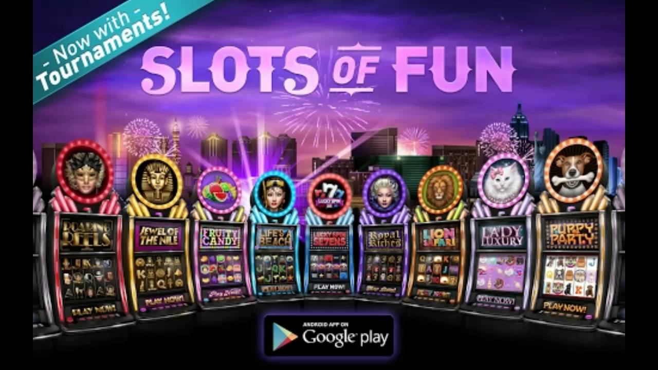 Play Free Online Slot Machine Games