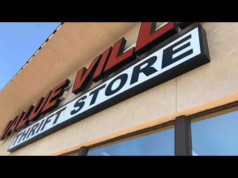 Come Thrifting with me!! Value Village OKC