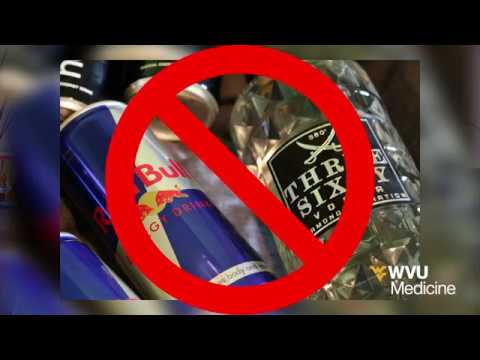 WVU Medicine Heath Report - Energy Drinks And Alcohol