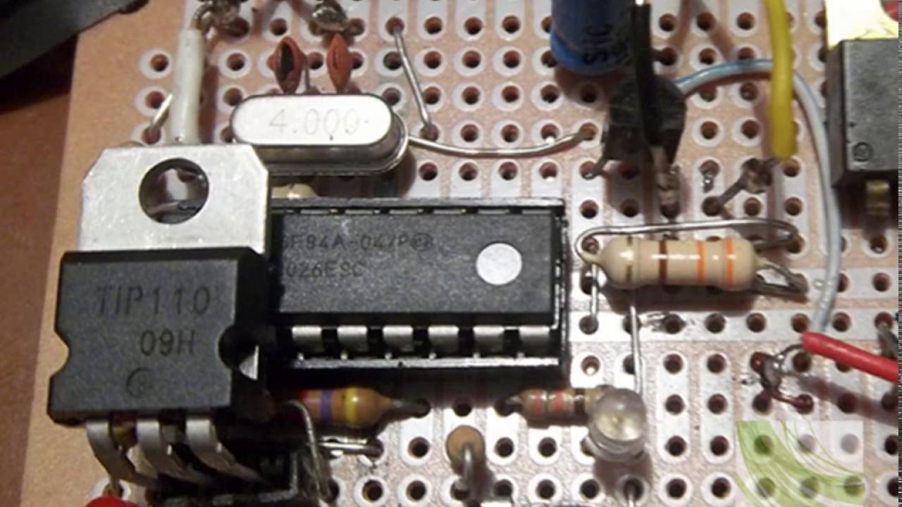 Trampa electronica para atrapar ratones 2 youtube - Trampas para ratones y ratas ...
