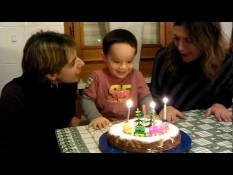 Simone 3° Compleanno