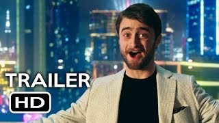 Now You See Me 2 Official Trailer #1 (2016) Daniel Radcliffe, Jesse Eisenberg Magic Movie HD