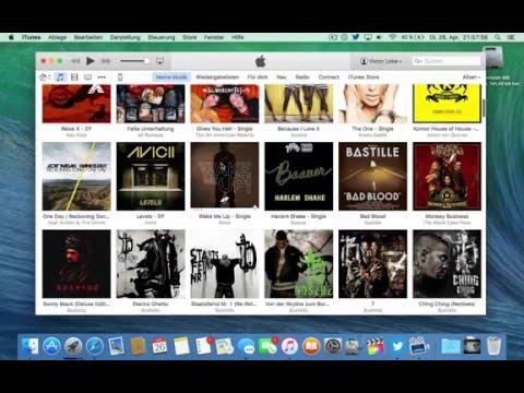 iTunes: Musik ohne Probleme auf dein iPhone, iPad oder iPod kopieren-Tutorial