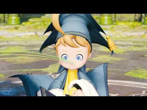 MOBIUS FINAL FANTASY Multiplayer Mode trailer