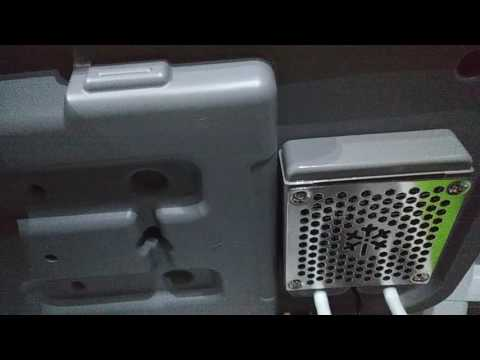 Review Icybreeze 12 volt ice cooler air conditioner