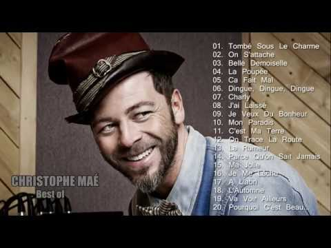 Christophe Maé - Christophe Maé's Greatest Hits [20 SONGS]
