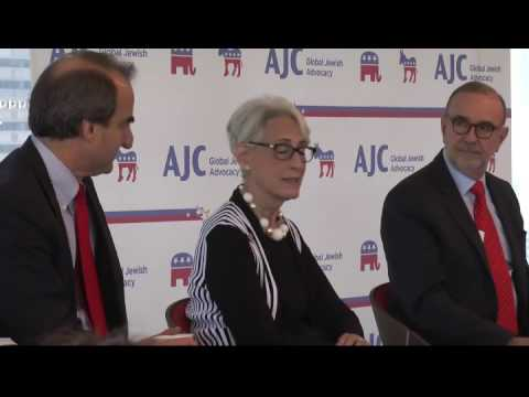 AJC at the DNC: Defining America's Role in Global Affairs