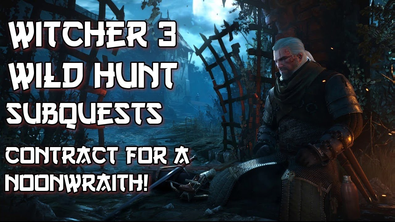 Witcher 3 Ghost Mode Builds