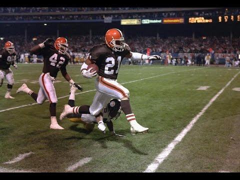 1993 Browns Highlights