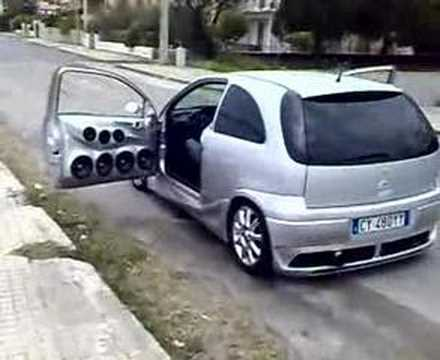 opel corsa c by turbo sound youtube. Black Bedroom Furniture Sets. Home Design Ideas