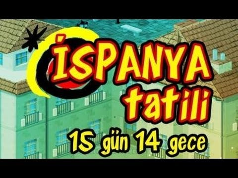 Sanalika İspanya Tatili