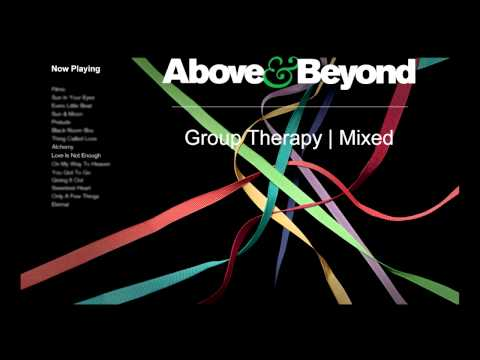 Above & Beyond  Group Therapy  Full Album