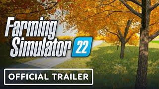 Farming Simulator 22 - Official Seasonal Changes Trailer