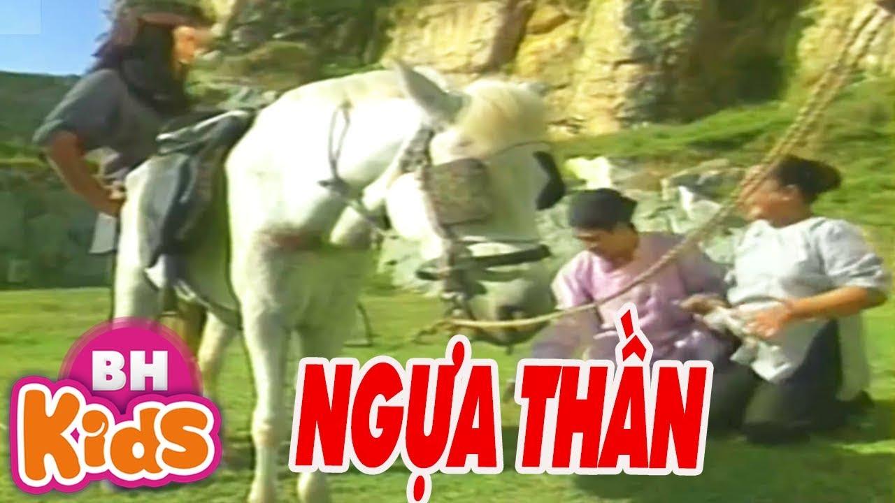 Con Ngựa Thần Ị Ra Vàng - Phim Cổ Tích Việt Nam Xưa Hay Nhất