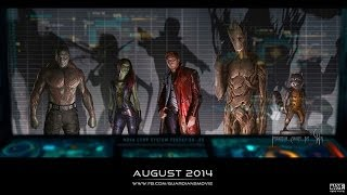 Marvel's Guardians Of The Galaxy (Trailer)  Coming To Cinemas 8th Aug, 2014 - Marvel India