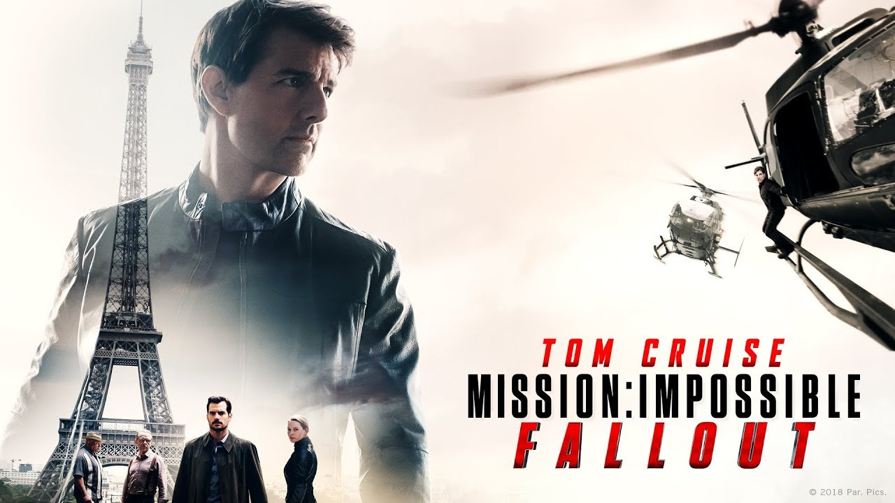 Mission: Impossible - Fallout - Dansk trailer 2 - I biografen 2. august