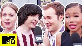 Celebs Play Kiss, Marry, Avoid At The MTV Movie & TV Awards 2018 | MTV News