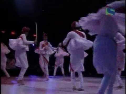 Gujarat A Celebration - Mer - Sword Raas (Warrior Dance)