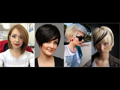 Best Latest Emo Hairstyles Collection | boy cut hair | boy cut haircut for girls |