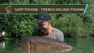 Carp Fishing - FRENCH Fishing Holiday