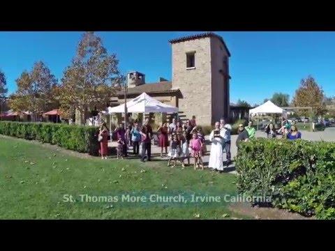 St Thomas More Church, Irvine CA