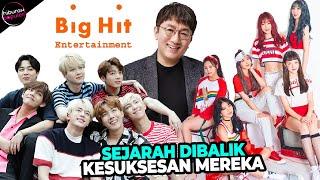 Kalahkan SM, JYP dan YG? Begini Kisah Perjalanan Bighit Entertainment Menjadi Agensi Kpop Tersukses