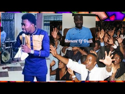 Eagle prophet calls Ghana Christians An!mals Because of Tithe  (see proof) - Evangelist Addai