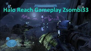 Halo Reach Gameplay Zsombi33