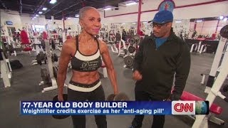 77 year old bodybuilder