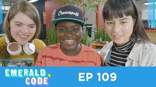 Emerald Code - Emerald Code | Group Work – Part 3 | Season 1 Episode 9 | Get into STEM thumbnail