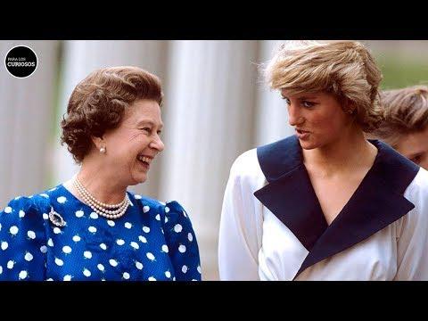 Así Se Deshizo Isabel II De Lady Di 🇬🇧