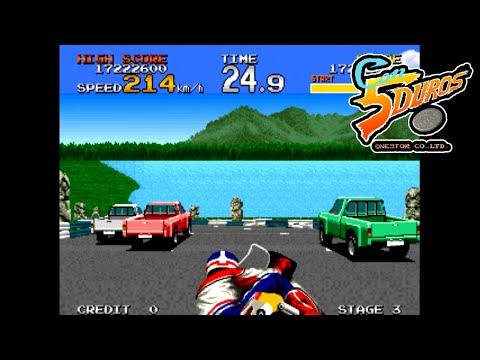 """RACING HERO (COURSE D) - """"CON 5 DUROS"""" Episodio 594 (1cc)"""