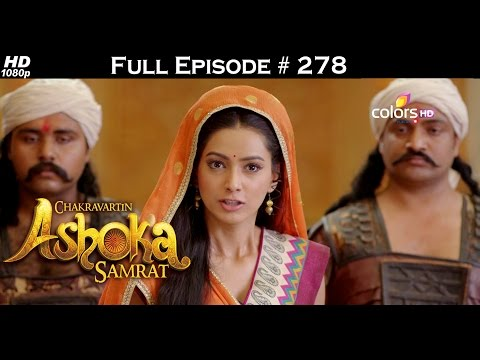 Chakravartin Ashoka Samrat - 18th February 2016 - चक्रवतीन अशोक सम्राट - Full Episode(HD)