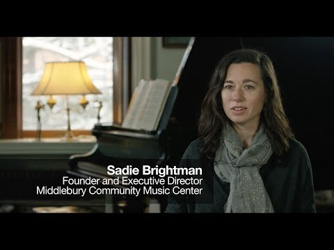 Middlebury Community Music Center - About Us