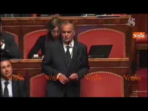 Calderoli Attacca Napolitano: